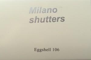 106 Eggshell