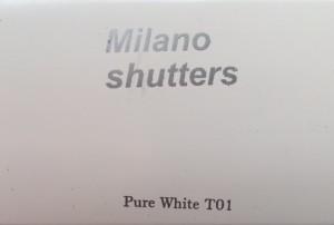 T01 Pure White